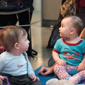 Parents Poupons / Parent Tots @ Musée McCord